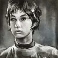 Susan Foreman by Power-and-Chaos