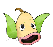 Draw'em All Challenge: 070 Weepinbell