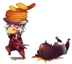 Pixel: Chibi Neire, Nael by Neire-X