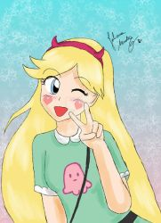 Star Butterfly by JulianaMendes89