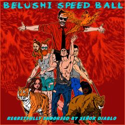 belushi speed ball album commission by yokomolotov