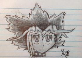 Upset Yugi by sdcu
