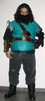 Generic Dwarf - 2007 by Vadlor