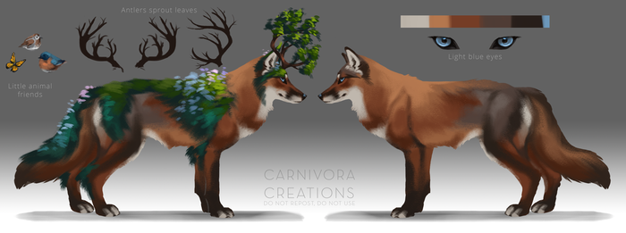 Fox guardian simplified by Chickenbusiness