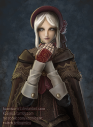 Bloodborne Doll by kozmica64