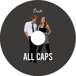 ALL CAPS Disc Number Two by tehforkeh