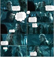 Lord of the Rings Comic 2 by ashantiwolfrider