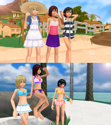FIXED Beach and Summer NamKaiShi download by CaxceberXVI