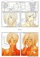 Escaflowne Week, day 3: Celebration / Perspective by QuietDuna