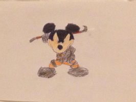 Mickey Freeman by Martin-from-SP