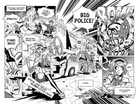 Big Police Ch1 Page2 by weremole