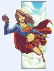 Supergirl by sacking-jimmy