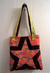Wilco Star Bag by Criddlebee
