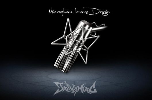 Microphone Icons Desgin by gaovsmiao