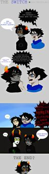 [Homestuck] The Switch by AnimeCrossoverMania