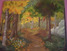Enchanted Forest _ with hidden by Izile