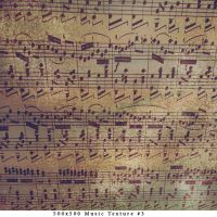 Music Note Texture 3 by CAD-animedreams