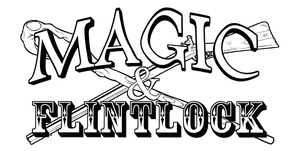 Flintlock And Magic by goldbrandonium