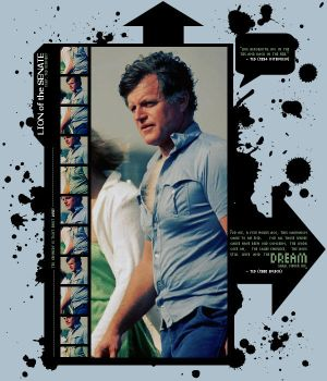 Ted Kennedy - Tight Shirt Love by OckGal