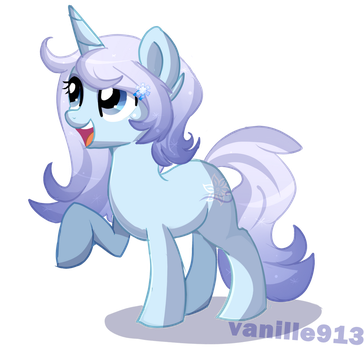 (CLOSED) Flower Frost ADOPT by Spookyle