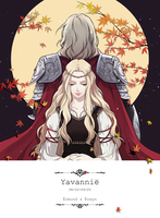 Daughters - Eomund and Eowyn by akato3