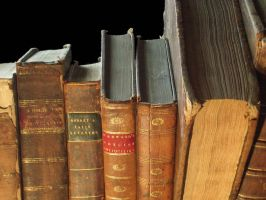 old books - dictionary - 12 by barefootliam-stock