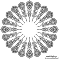 Kaleidoscope Mandala by WelshPixie