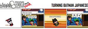 1002 - Turning Batman Japanese by RandomDC3