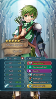 Fire Emblem Heroes- Distant Defense 9 Gordin by VonIthipathachai