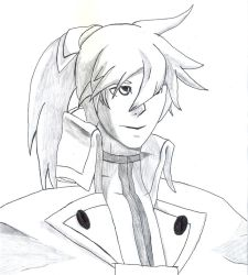 Ky Kiske drawing by MinuanoGS
