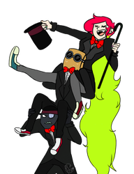 villainous|Draw The Squad 3 by gamergirl29235