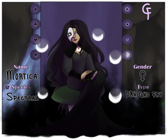 PI :: Witch Mortica by Hades-Mind