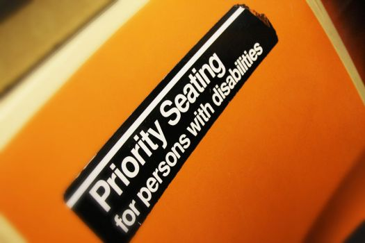 Priority Seating by luijo