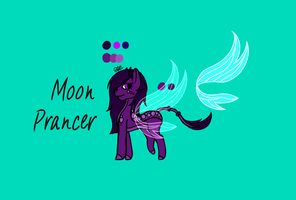 Moon Prancer by MidNightFlyer53