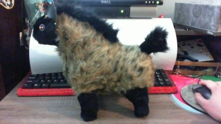 hyena wip by UpstageGallery
