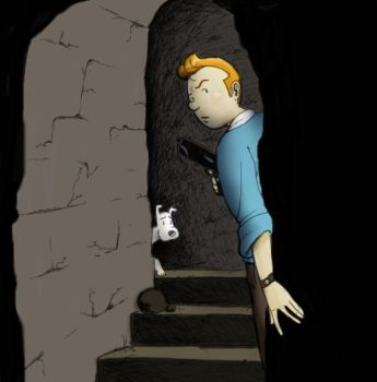 Tintin: 80 years by XtreamCrazy