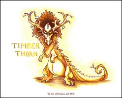 DAC Challenge _Timber Thorn by KatCardy
