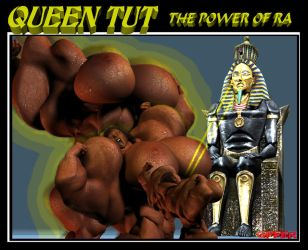 Queen tut the power of RA by gpfer