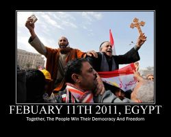 The Egyptian Revolution by Saint-Walker