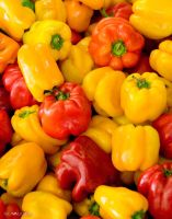 Bell Peppers by Kicks02