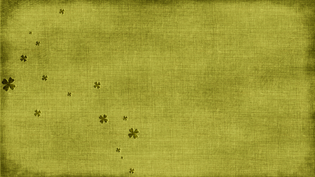 Background- Shamrock Grunge by SweetAmorito