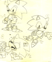 sonic doodles 3 by chippuuuu