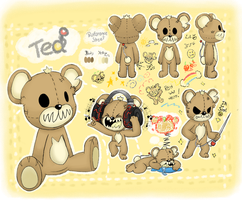 Ted Reference Sheet by Devilinchan94