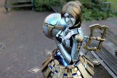 Orianna by 9Flame
