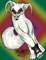 Scum of the Earth -Art Trade- by Bio-Wolfen