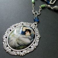 Waterhouse Boreas Necklace by Gilliauna