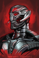 Ultron by lauren-bennett