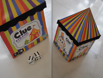 Clue Packaging by Loo2a