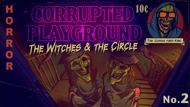 The Witches and the Circle by cinemamind