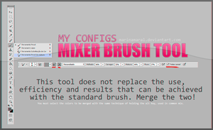[TUTORIAL] Mixer Brush Tool - My configs by marinamaral